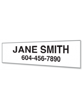 NAMESTRIP LAWNSIGN36