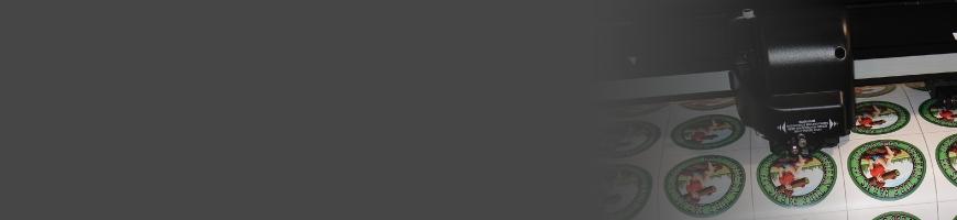 Custom short run decals visit dnasignsonline.com