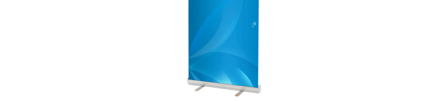 Banner Stands, Retractable Display Stands, Snap Frames, store.dnasignsonline.com
