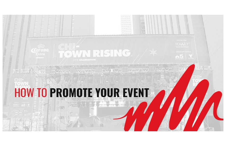How To Promote Your Event