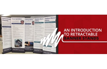 An Introduction to Retractable Banner Stands